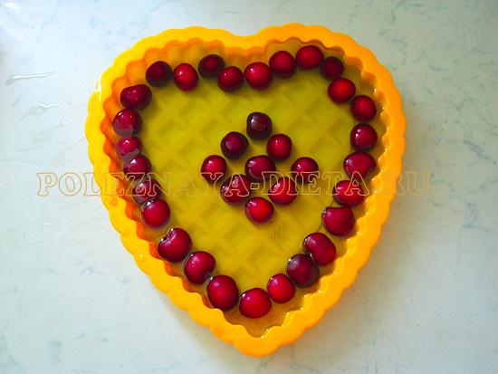 красивые диетические низкокалорийные десерты и блюда для праздника