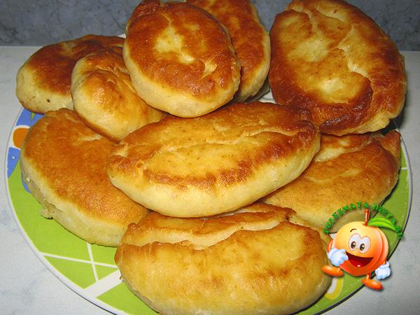 Рецепт диетических пирожков с фото