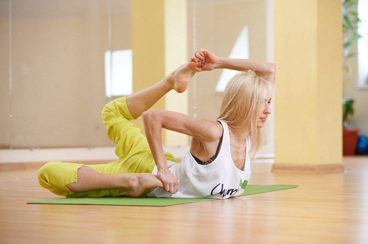 йога, гимнастика