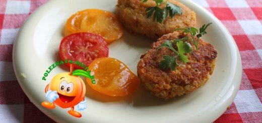Диетические морковные котлеты с манкой. Рецепт с фото