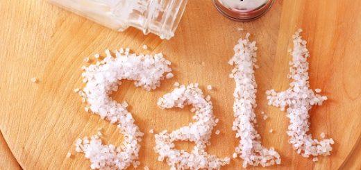 соль, бессолевая диета